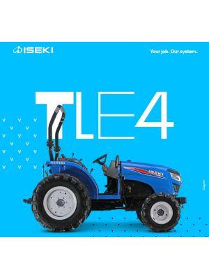 Traktor Iseki TLE 4