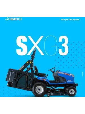 Kosiarka samojezdna SXG 3