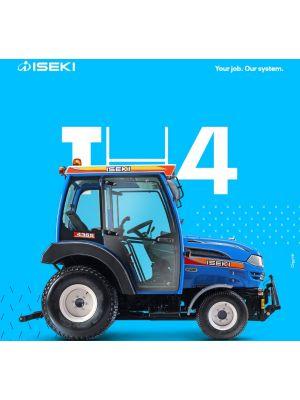 Traktor Iseki TH 4