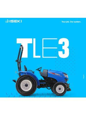 Traktor Iseki TLE 3